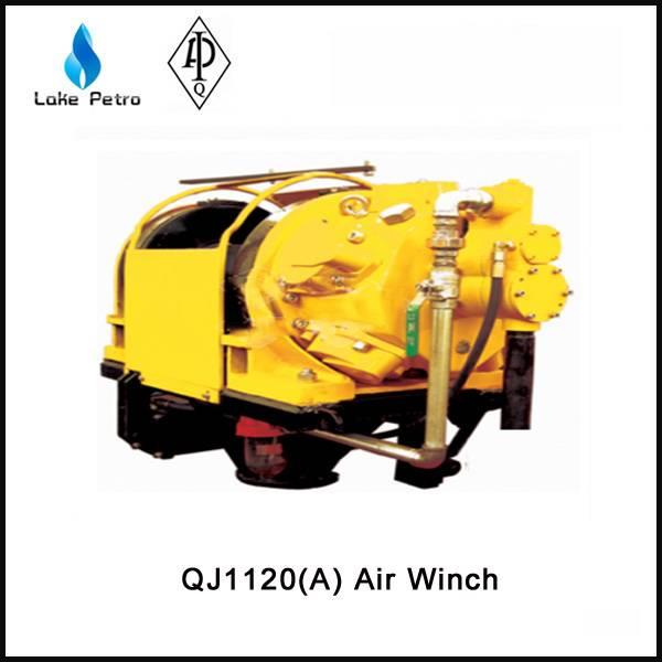 High Quality QJ1/100(A) Air Winch In Oilfield