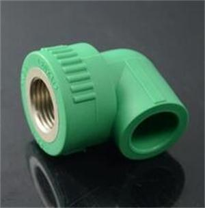 ppr Female threaded elbow pipe fittings