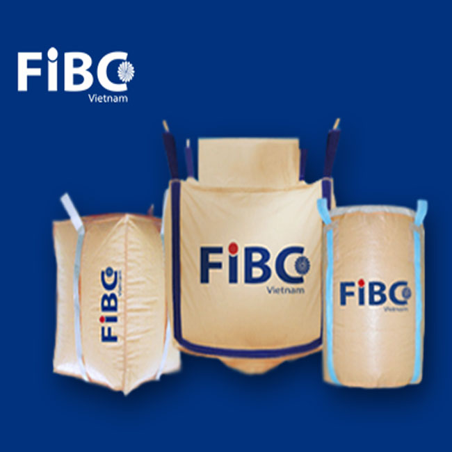 FIBC Bulk Bags (Conductive bags) in Vietnam up to 3000kg