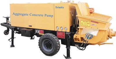 Aggregate Concrete Pump