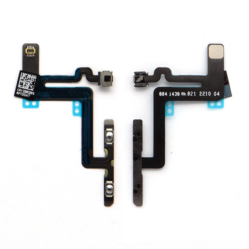 For Apple iPhone 6 Plus Volume Button Flex Cable Ribbon Assembly Replacement
