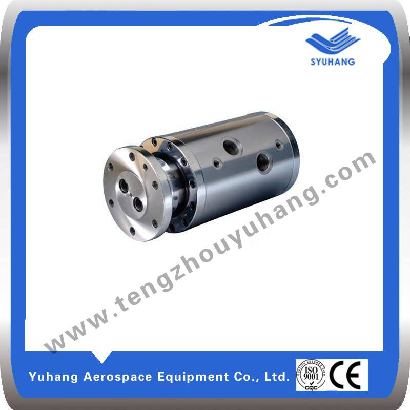 Two passage HIgh pressure water rotary joint