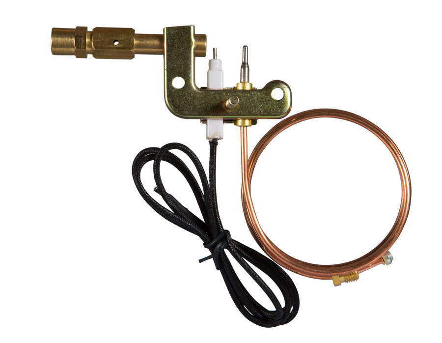 b880307Gas Log ODS Pilot Assembly Natural Gas Course Thermocouple