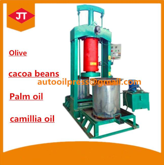 Hot sale Hydraulic Palm coconut oil press machine