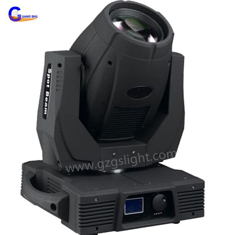 15R Sharpy 330W BEAM SPOT WASH 3in1 Moving Head Stage Light (A330GS-TA)
