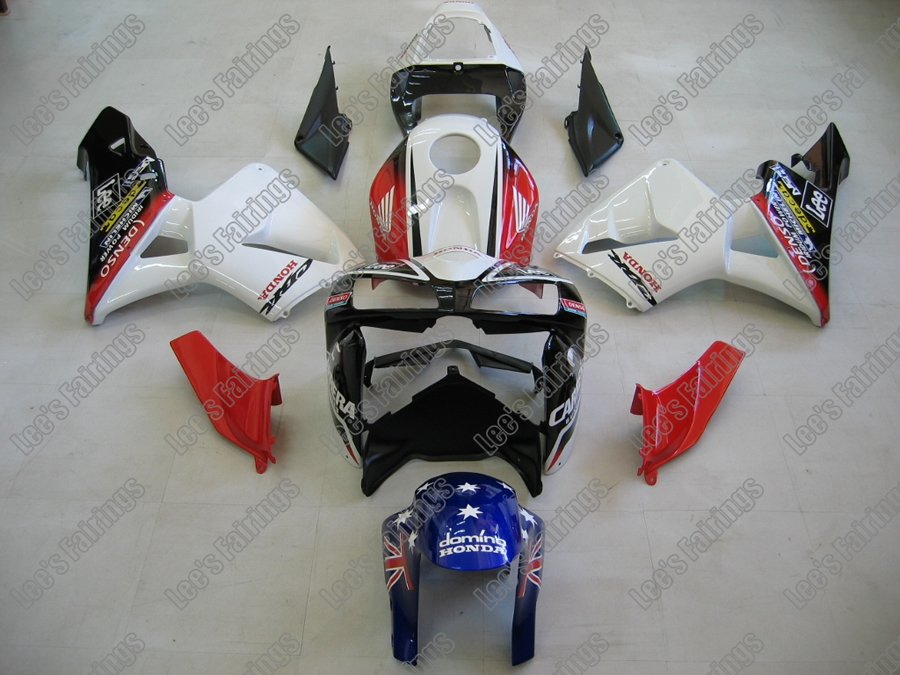 CBR600rr F5 2005 to 2006 Domino LEE fairings body work