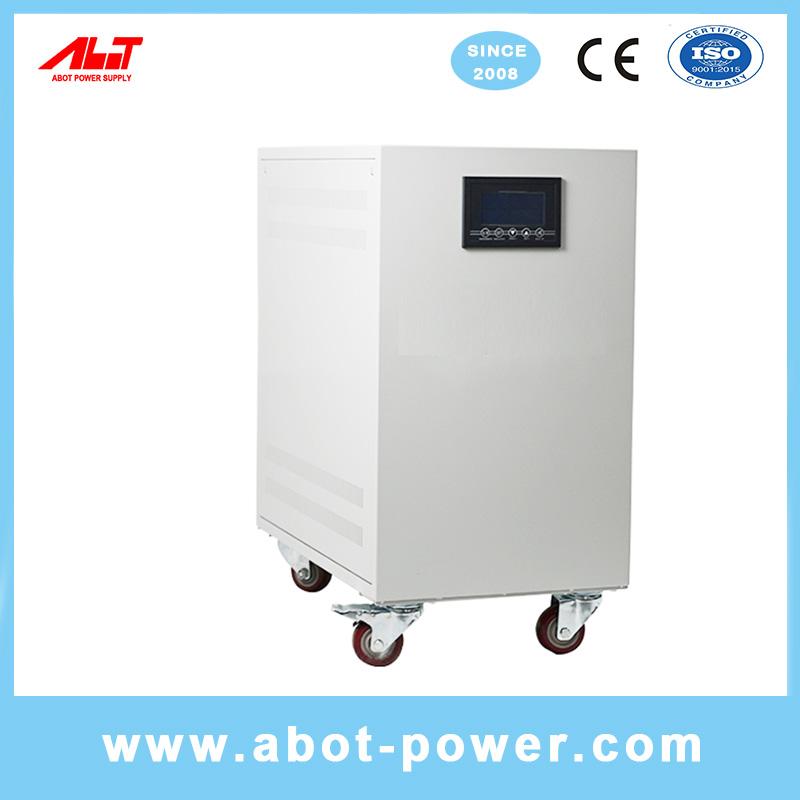 ABOT Servo Motor Dry Type AVR AVS Three Phase Voltage Regulator 50KVA