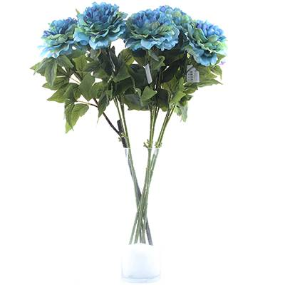 Wholesale artificial flower Manufacturer supply art peony