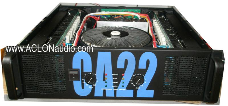 Big Power Amplifier for Live Music (CA22)