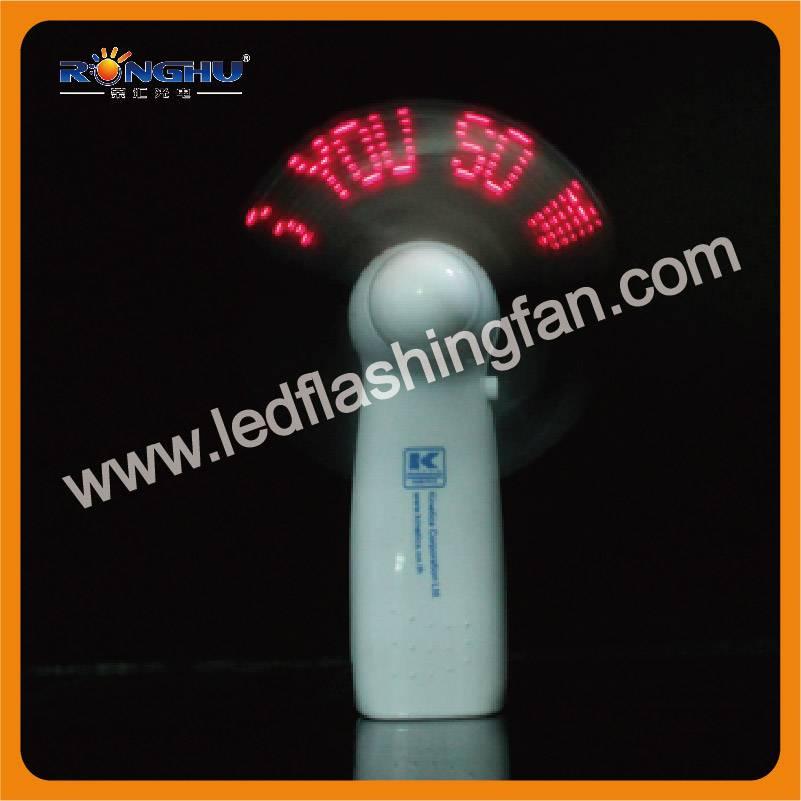 Portable Led Mesage Fan