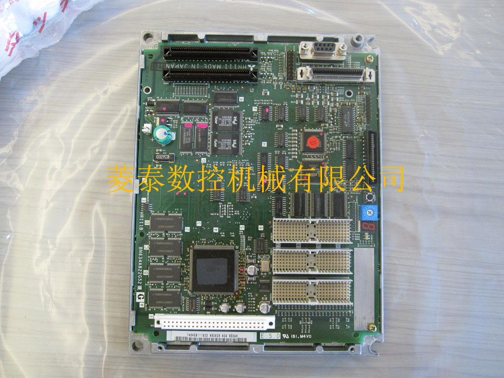 Mitsubishi PCB   HR111