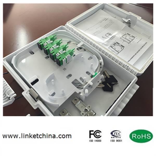 8-core FTTH Terminal Box