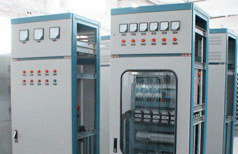 Chassis Cabinets Custom-Processing