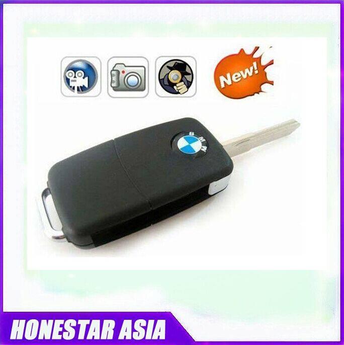 Mini BMW car key camera 720*480