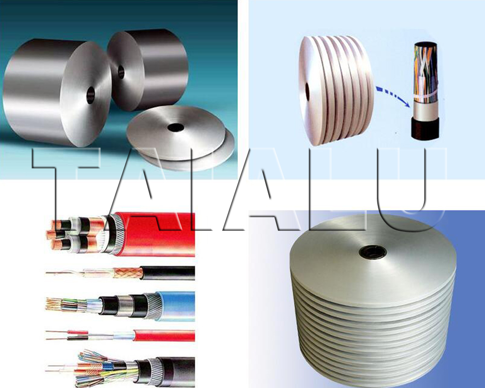 Aluminum Strip For Cable Wrap
