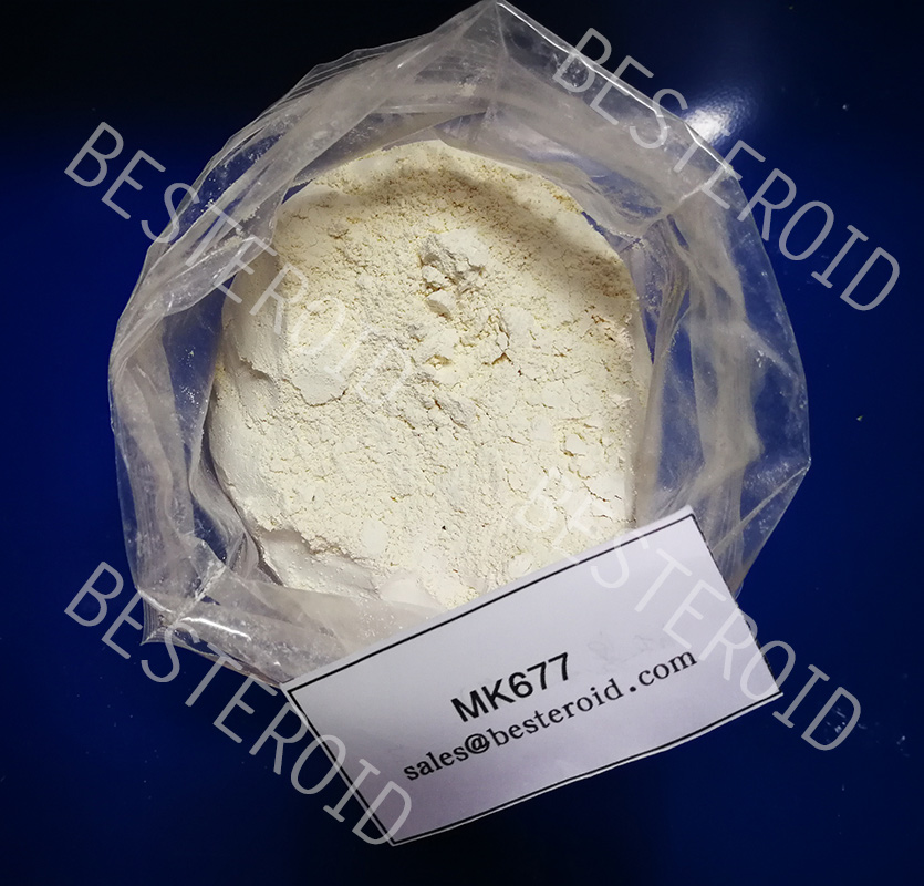 Buy Bodybuilding Sarms Sarm Ibutamoren Mk-677 Mk677 with USA Warehouse