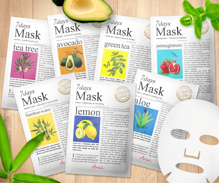 Ariul seven days mask pack