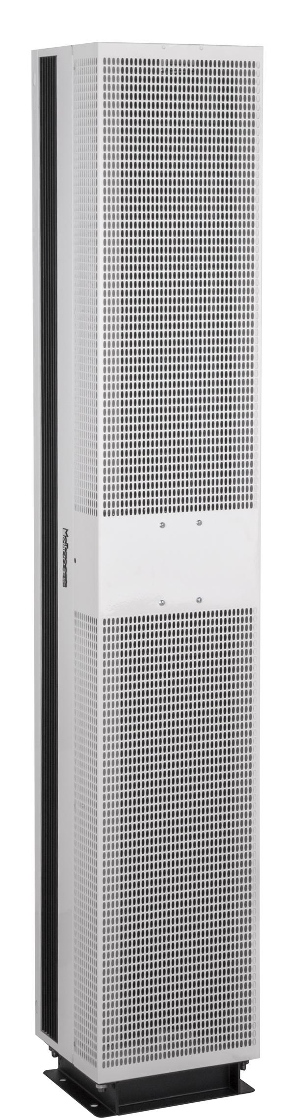 Vertical heating air curtain RMC-W