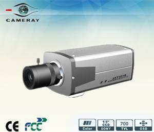 Indoor Dwdr 700tvl Sony Effio Low Lux OSD CCTV Box Camera