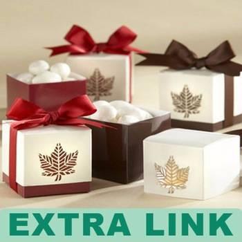Sweety Wholesale Custom Design High Quality Wedding Favor Box