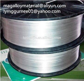 AZ31, AZ61, AZ91 Magnesium Wire/Magnesium Rod 0.3~8.5mm Diameter