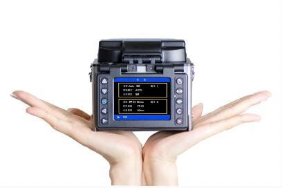 Stock on sale! Fiber optic fusion splicer JILONG KL-500 machine