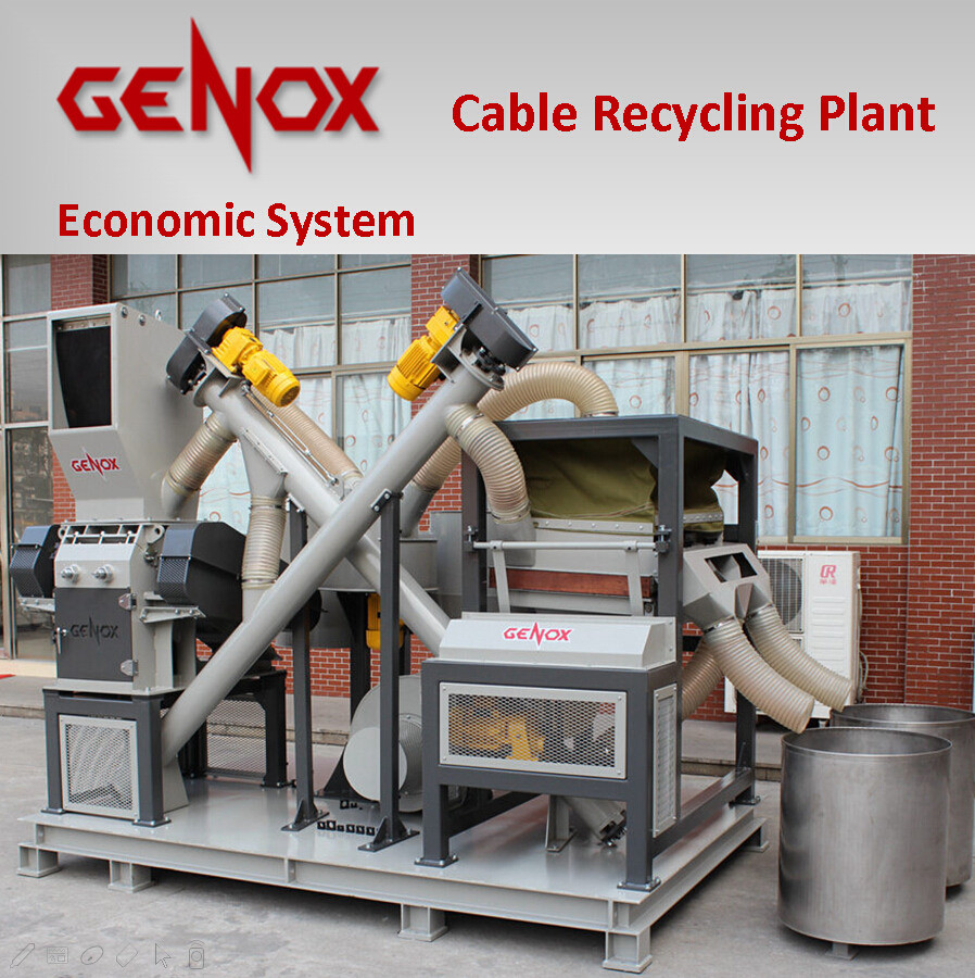Cable Recycling Line/Waste Electronic Recycling Machine