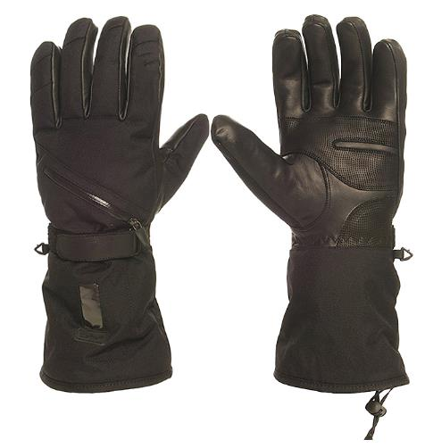 Carbon Fiber Warm Heated Electric Shock Proof Gloves