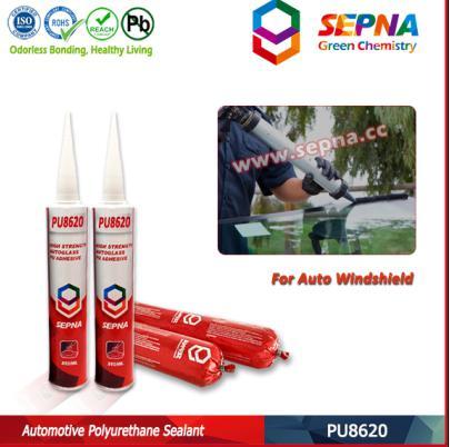 PU8620 OEM Polyurethane Automobile Sealant 310ML CARTRIDGE