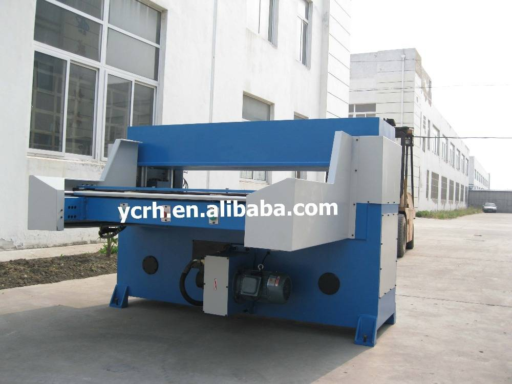 Paper Die Cutting Machine Operation Step