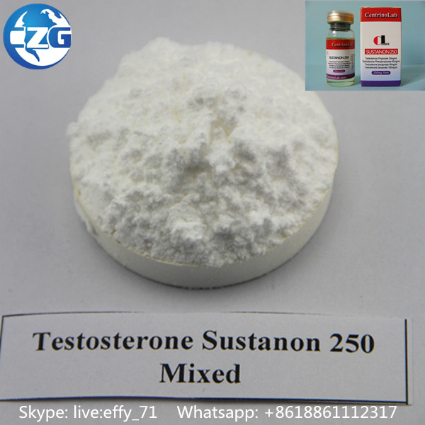 Bodybuilding Hormone Injection Testosteron Sustanon 250