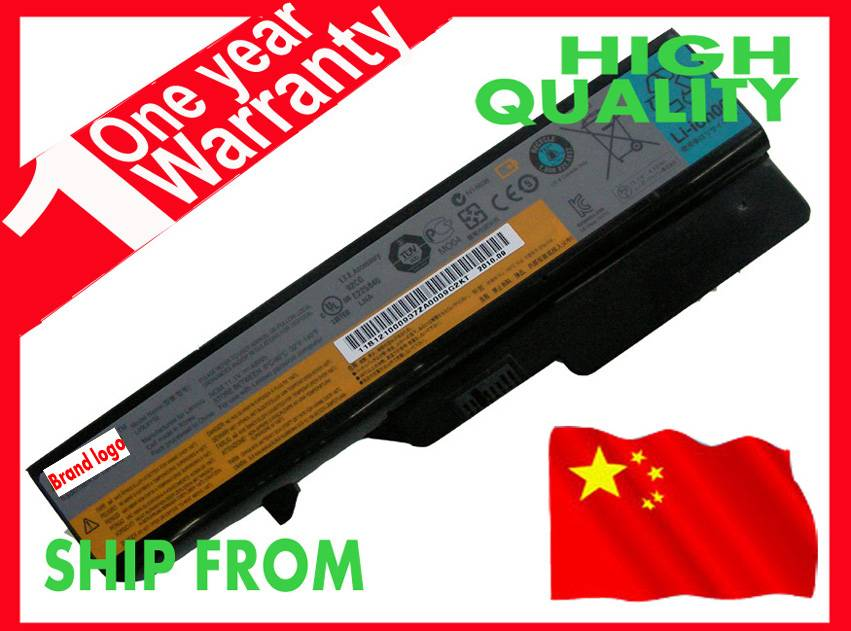 Genuine battery for LENOVO G460 G560 G460A LO9S6Y02 LO9L6Y02