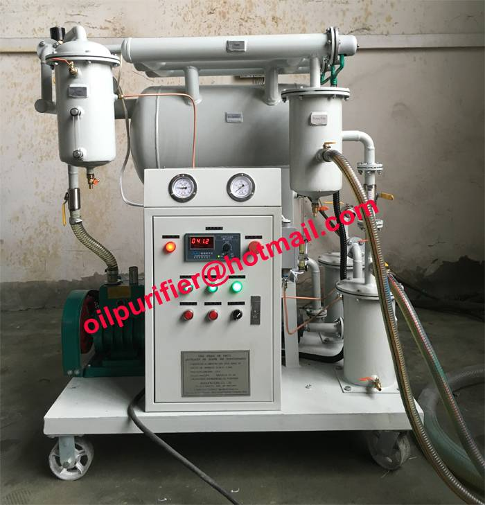 hotsale Vacuum Insulating Oil Purifier,Insulation Oil dry treatment system ZY