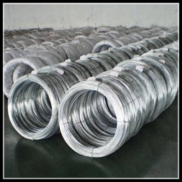 galvanized iron wire / galvanized steel wire / galvanized wire