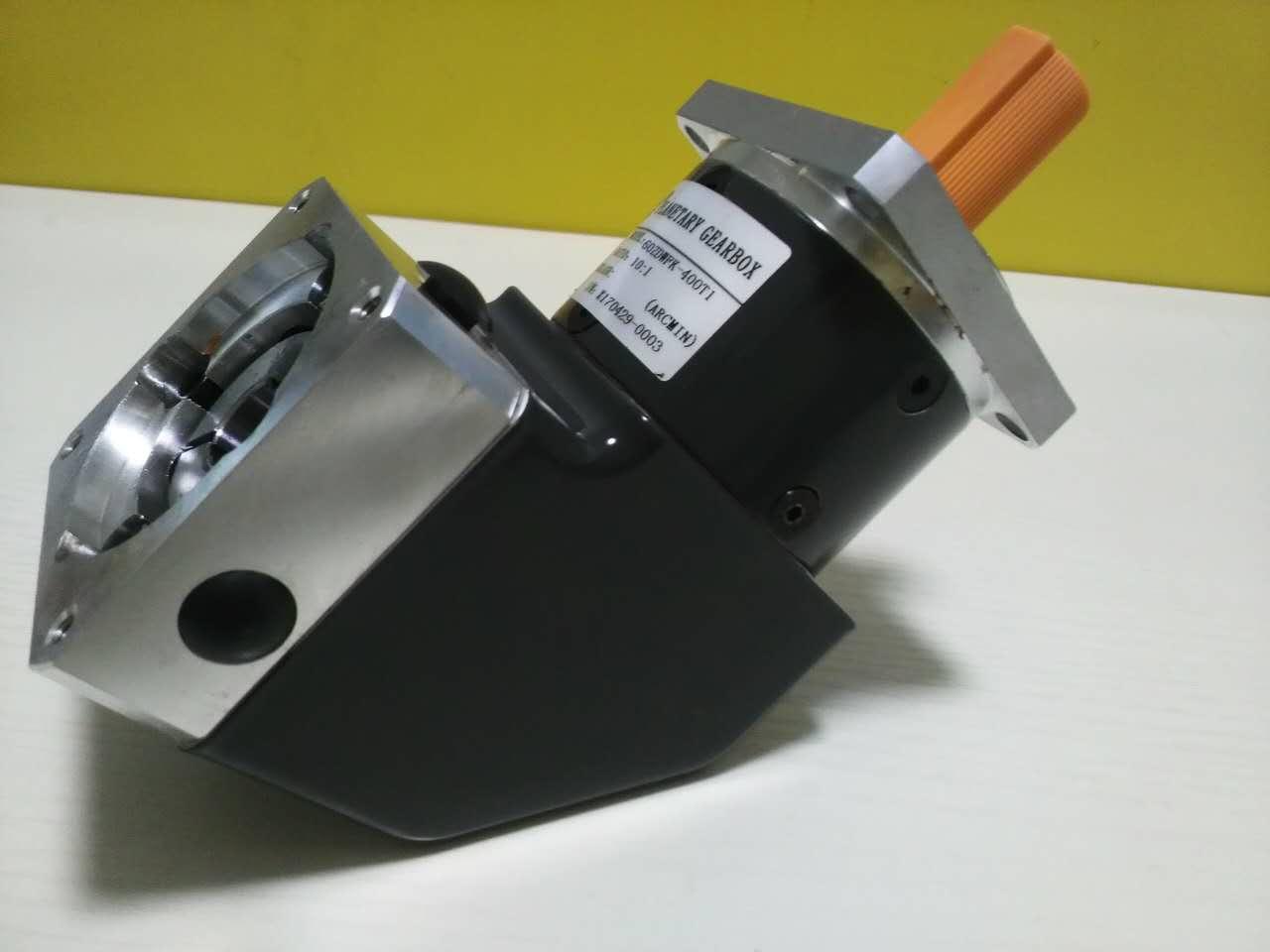 Precision planetary gear motor