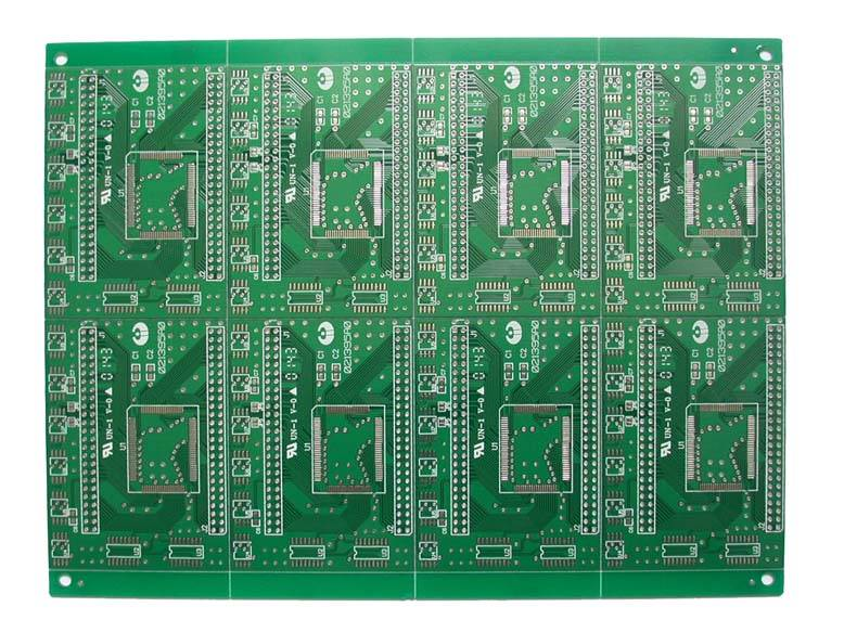 Six-layer Board with BGA from Agile Circuit Co., Ltd