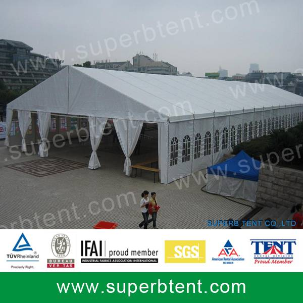 Party shelter for events
