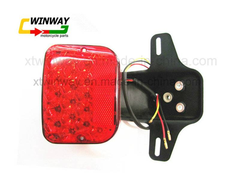 Cg125 Motorcycle Rear Lamp, Tail Lamp,