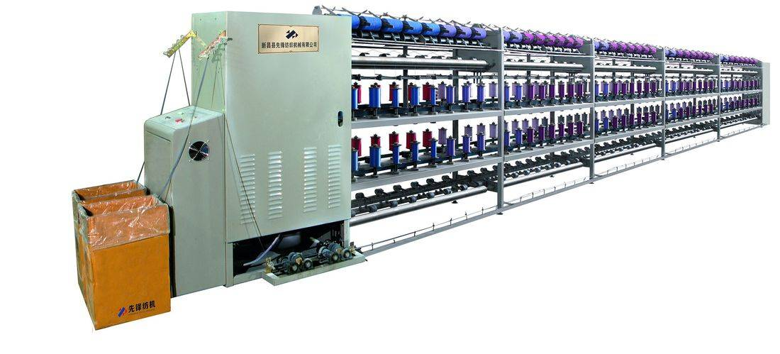 YF-168 Elastic Covering Machine