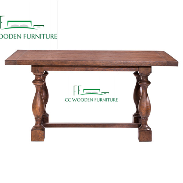 European style wood dining room tables & dining room chairs dining furniture
