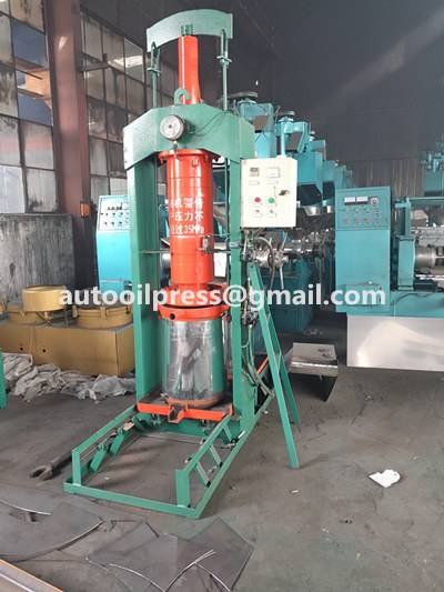 Factory price Palm coconut oil press machine