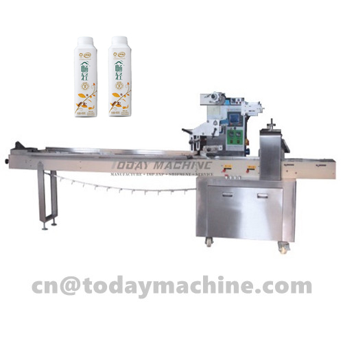 Automaticflowwrapping machine for food