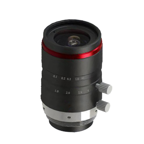 "8mm 2/3"" 10 Megapixel machine vision lens FA industrial low distortion face recognition lenses"