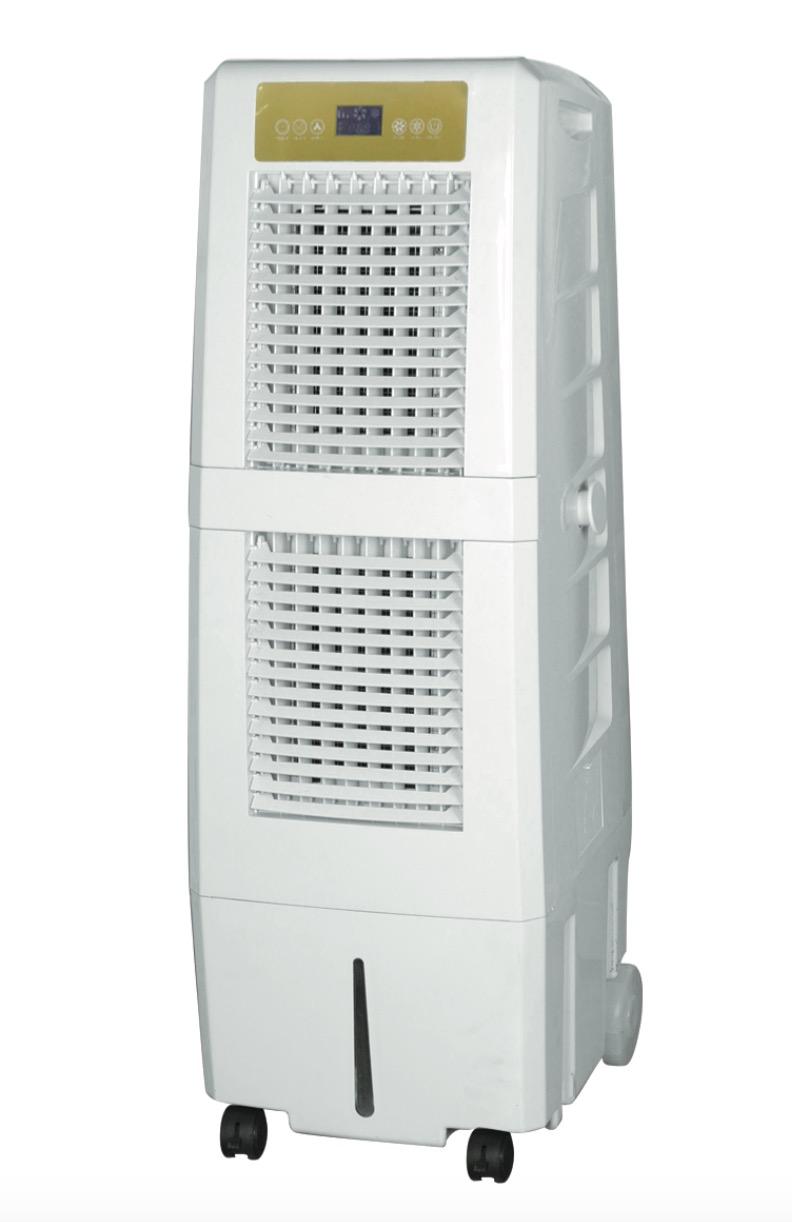 Moible evaporative air cooler
