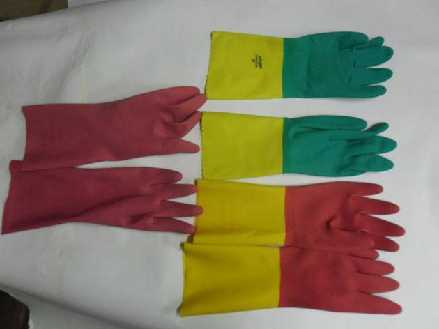 Household Gloves - Rubber Gloves