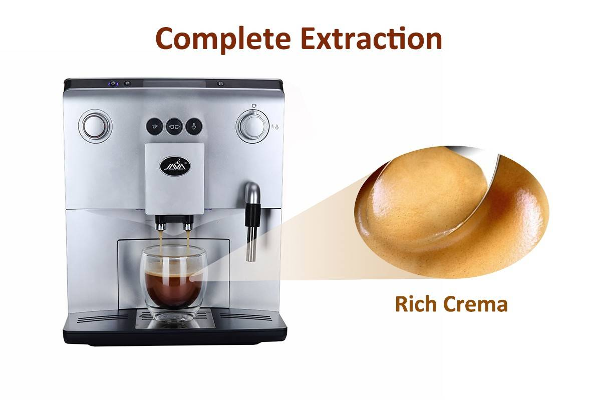 Commercial Fully Auto Coffee Machine for Coffee Beansr (WSD18-060)