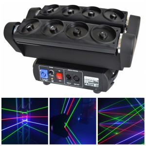 New Spider Moving Head Light Beam Laser