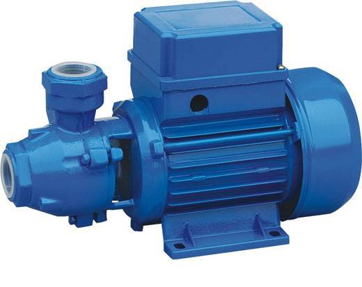 Centrifugal Pump with 0.37kW/0.5HP Power and 35L/Minute Maximum Flow