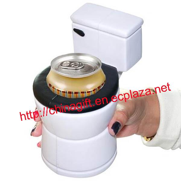 Toilet Beer Koozie