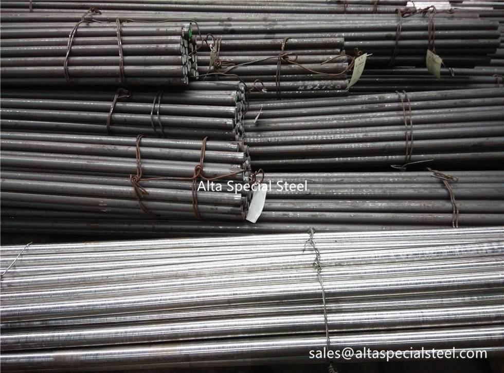 DIN 1.2365 / AISI H10 Tool Steel